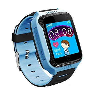 Amazon.com : WTGJZN Q528 GPS Smart Watch Kids Camera Baby ...