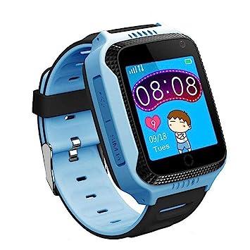 Amazon.com: WTGJZN Q528 - Reloj inteligente GPS para niños ...