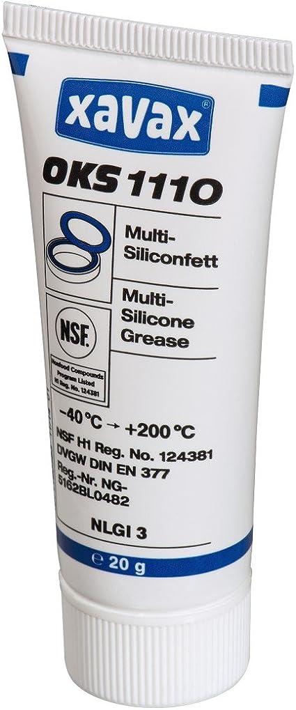 Multi graisse silicone pour les soins et entretien des machines à café Nourriture-Safe