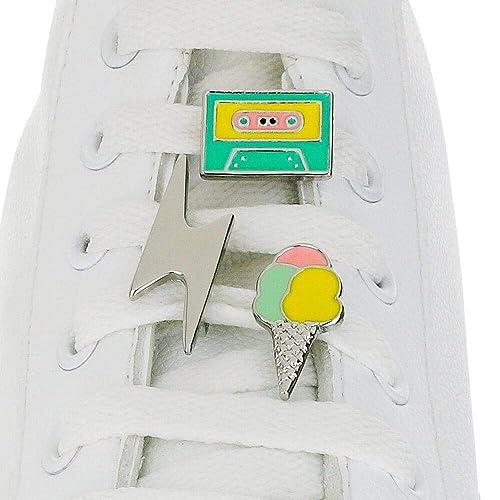 Per Scarpe ScarpeTarghetta NikeAdidas Ciondoli Delle Lacci rCodQxWBe