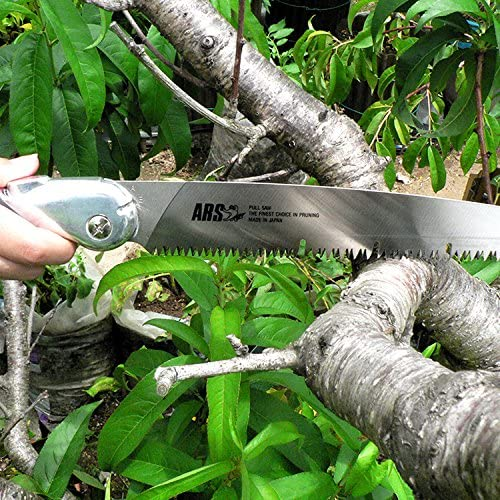 ARS ARS-TL-30 300mm Straight Blade Pruning Saw Sheathed