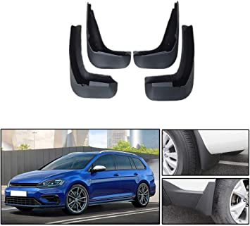 Upgraded Car Mud Flaps Mudguards for BMW X1 F48 2016 2017 Front Rear Splash Guards Car Fender Styling /& Body Fittings Black 4Pcs