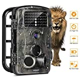 Best Maximum Games Action Cameras - LESHP Hunting Trail Camera, Motion Activated Game Trailcam Review