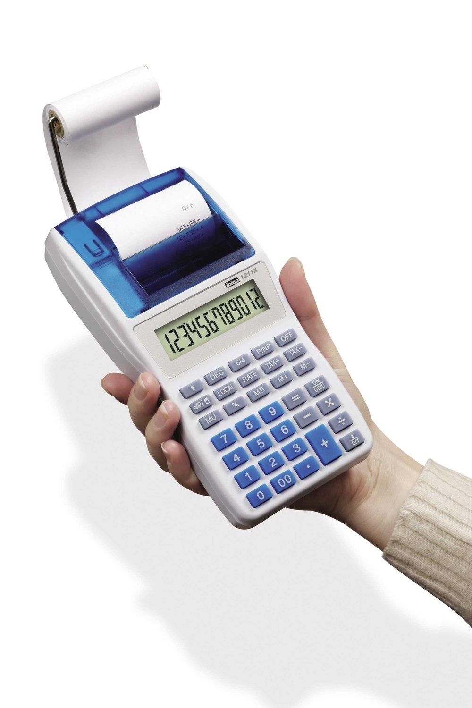 Calculadora impresora semi profesional Ibico 1211X: Amazon ...