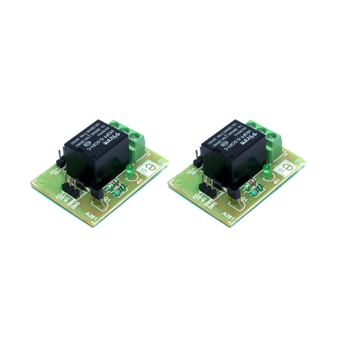 Electrobot 5v Single Channel Relay Module For Arduino Interfacing With 8051 Microcontroller Circuit Arduinoavrpicarm78051raspberry Pi Indicator Light Computers Accessories