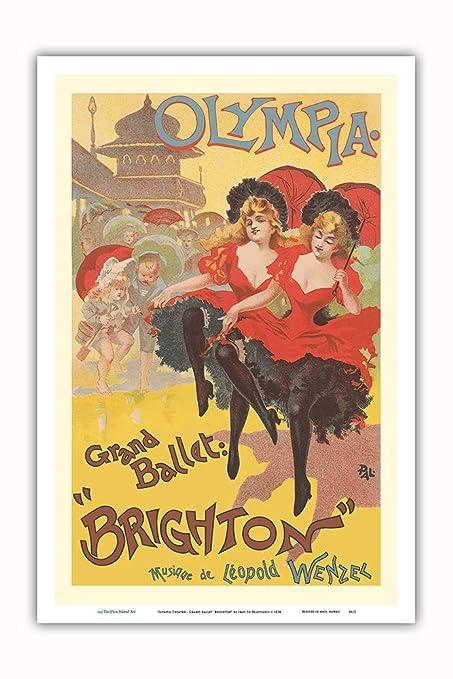 Pacifica Island Art Teatro Olympia-Gran Ballet Brighton ...