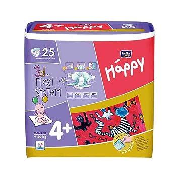bella baby Happy Windeln Gr/ö/ße 4 Maxi 1er Pack 1 x 132 St/ück