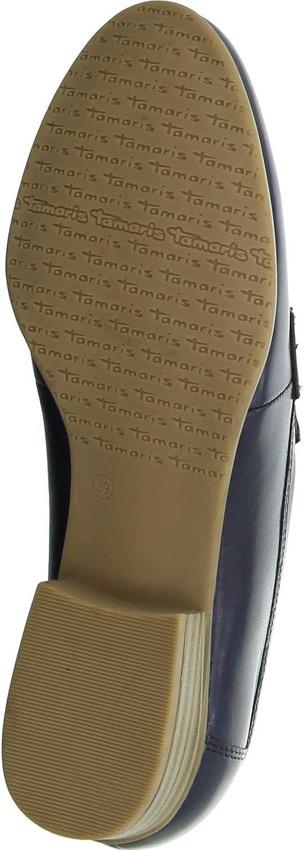 Tamaris 1-1-24215-25 805, Mocassin Femme Blau