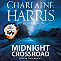 Midnight Crossroad Audiobook by Charlaine Harris Narrated by Susan Bennett