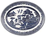 Johnson Brothers Willow Blue Platter