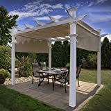 New England Arbors Malibu Pergola For Sale