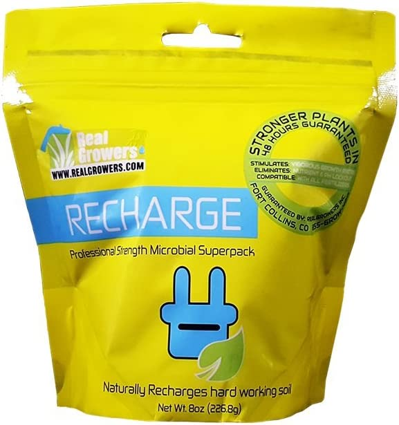 Real Growers Recharge (8oz)