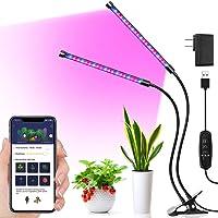 Minger 19-watt Bluetooth LED Plant Grow Light