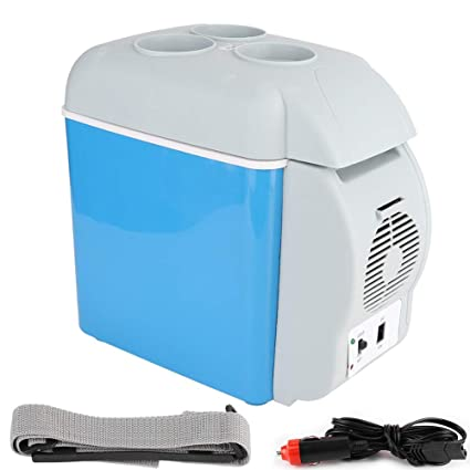 Amazon.es: KIMISS 6L 12V Mini refrigerador para automóvil ...
