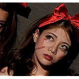 AMARISE 【10枚セット】傷シール 傷メイク 特殊メイク ゾンビメイク タトゥーシール 傷 縫合 ホラー ハロウィン コスプレ (【1】5種類 × 各種2枚)
