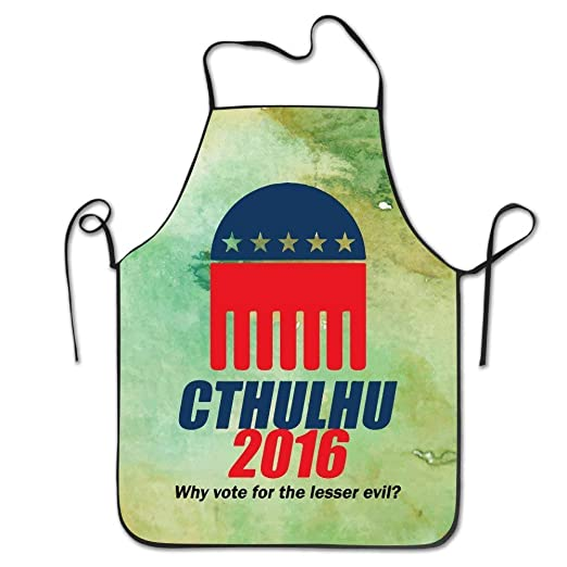 Cthulhu 2016 Why Vote For The Lesser Evil BBQ Kitchen Cooking ...