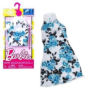 Barbie Vestito Estate con Rose Mattel FBB67 | Moda | Vestiti per Le Bambole
