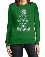 Ich Bin Keine Prinzessin Eine Khaleesi Fanartikel Frauen Sweatshirt