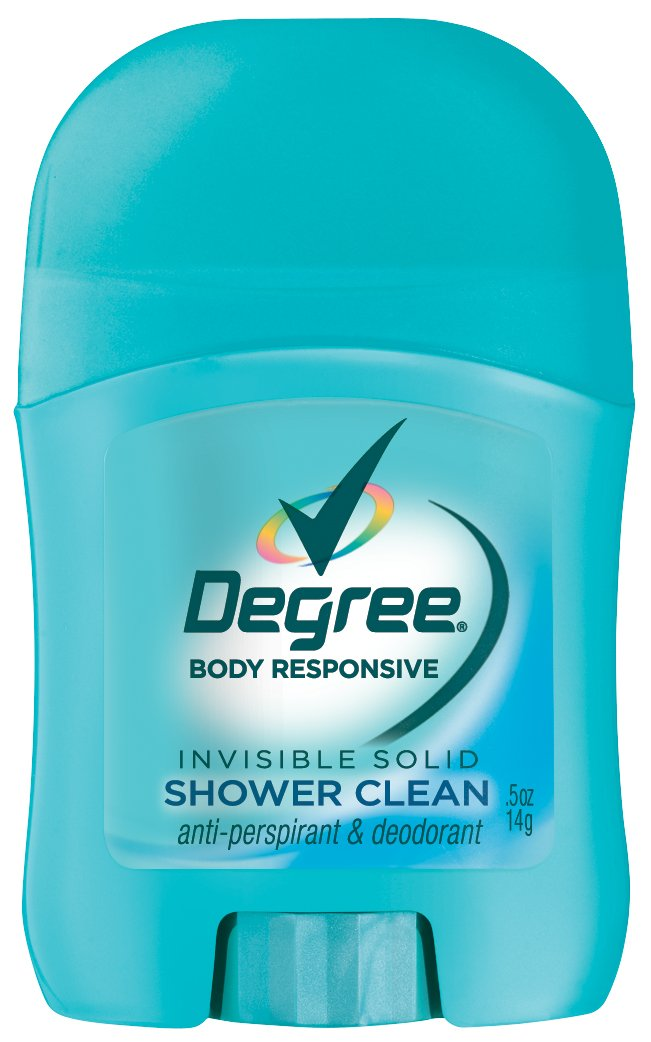 Degree Dry Protection Antiperspirant Deodorant, Shower Clean 0.5 oz,(pack of 36)