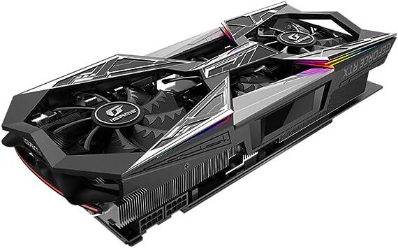 Festnight - Tarjeta gráfica para Juegos RTX 2070 Vulcan X OC GDDR6 ...
