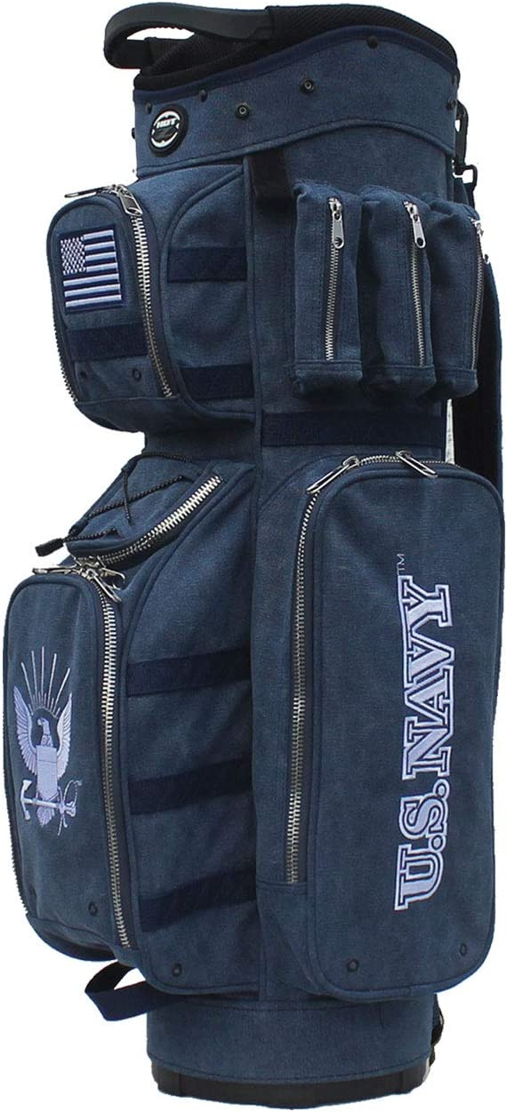 Hot-Z Golf US Military Active Duty Cart Bag
