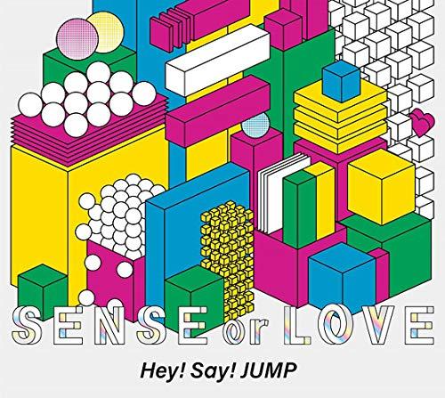 SENSE or LOVE (첫 한정반) (CD+DVD) CD+DVD, Limited Edition