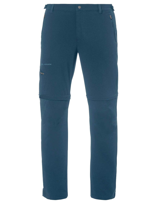 Vaude Herren Men's Farley Stretch T-Zip Pants Ii, Abzippbare Hose Zum Wandern