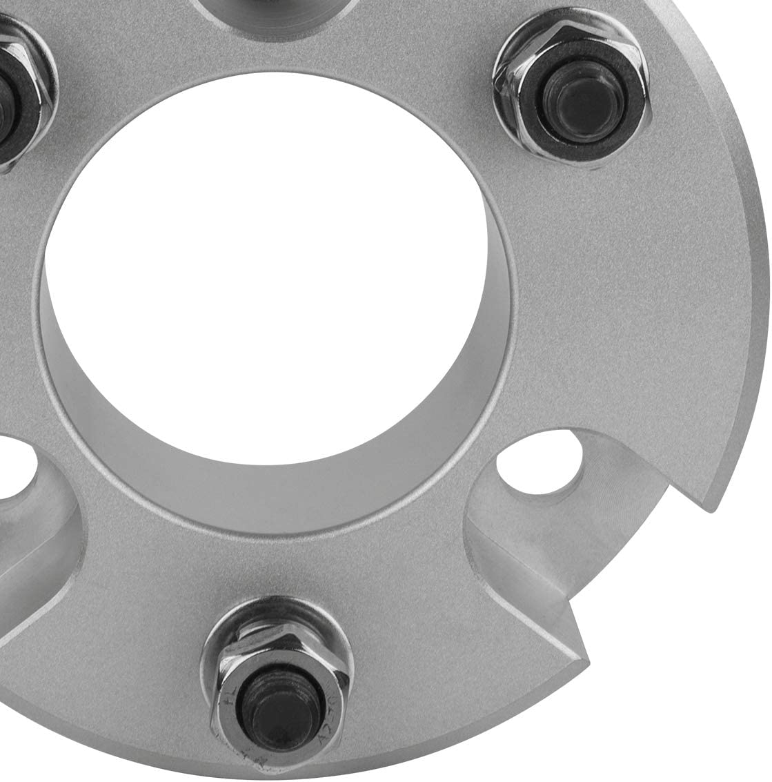Silver Front Leveling Kit for 2005-2020 Nissan Frontier and 2005-2015 Nissan Xterra 3 Front Lift Aircraft Billet Strut Spacers Kit 2WD 4WD Supreme Suspensions