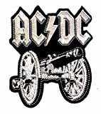 Acdc Ad/dc Rock Heavy Metal Punk Music Band Logo Patch for Collection with Free Shipping By Botan
