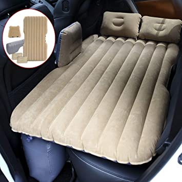 Amazon.com: Jenify - Cojín hinchable para cama de coche, SUV ...