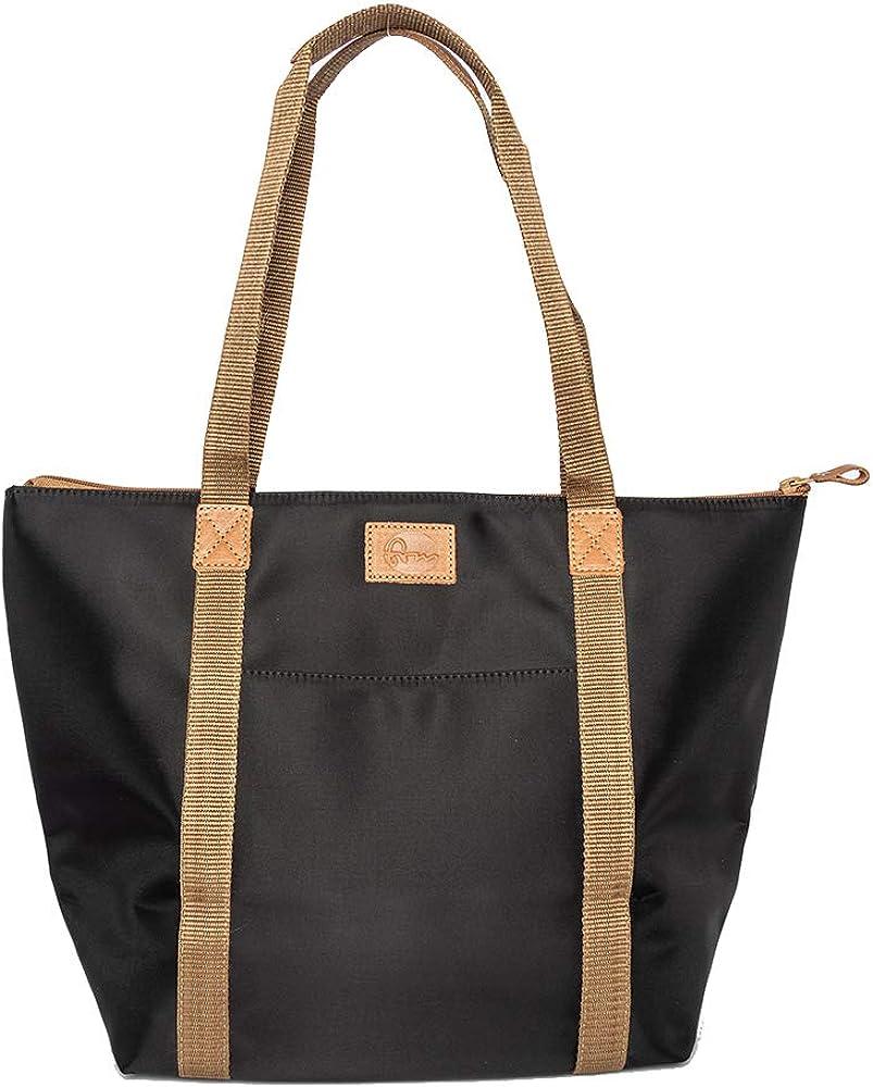 Women Tote Bags Top Handle Satchel Handbags by FVM - Shoulder Purse - Waterproof Nylon Shopper Backpack