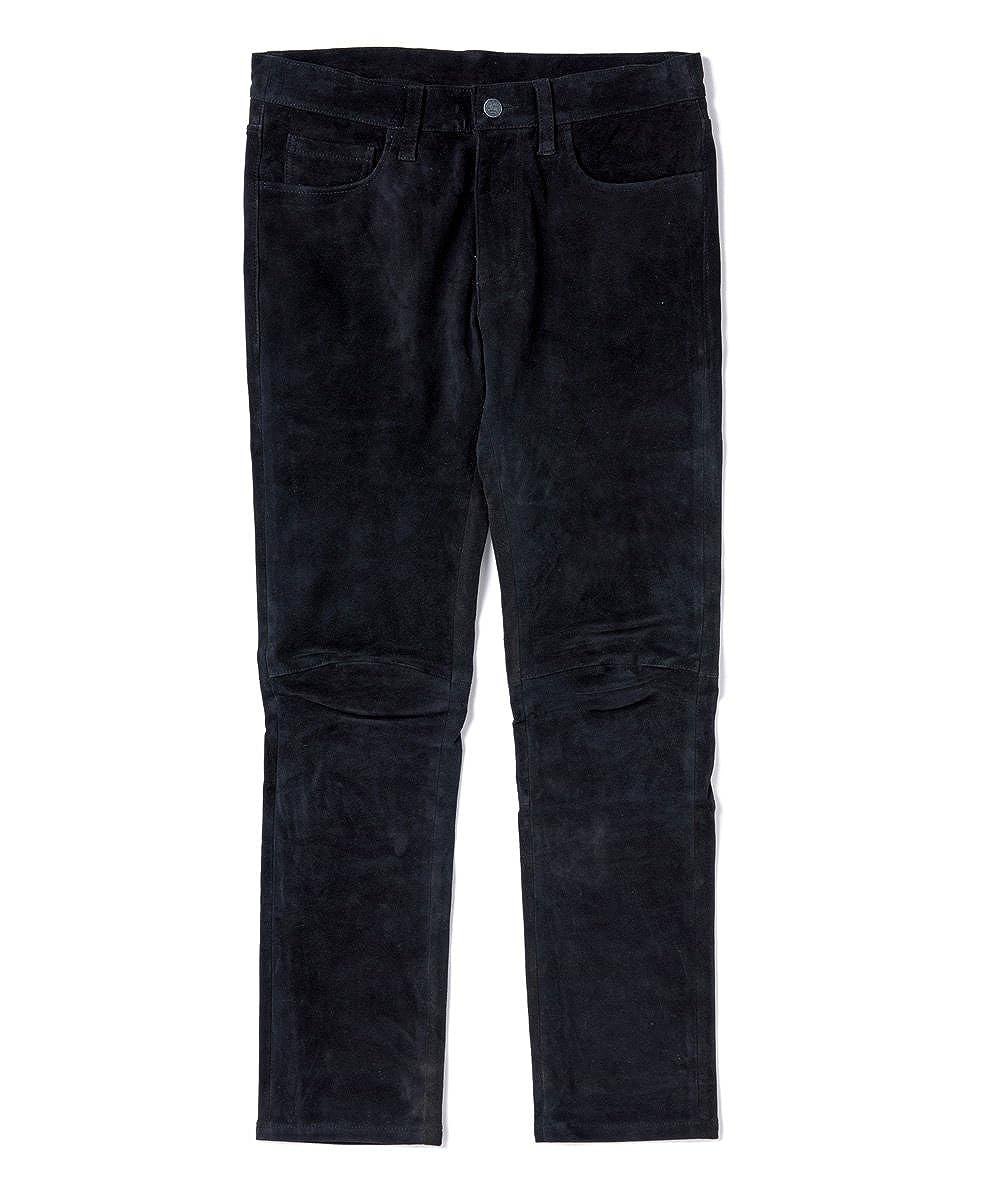 (グラム) glamb Ronald leather pants GB17SP/P02 ロングパンツ カジュアル メンズ パンツ B0761MY8K4  ブラック 2