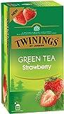 Twinings Green Tea, Strawberry, 25 Tea Bags
