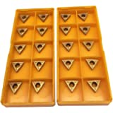GBJ-1TCMT110204 US735 TCMT21.51 US735 20pcs Carbide Inserts