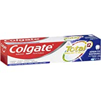 Colgate Total Advanced Whitening Antibacterial Toothpaste 115g, Multi Benefit