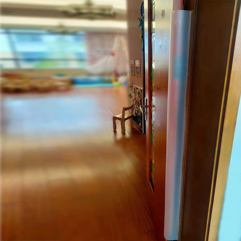 Happlife Finger Pinch Door Guard Set Door Hinge Blocker 2-PCS Door Protector for Kids Baby Proof Door Hinge Hinge Cover Pinch Guard for 90 /& 180 Degree Doors Frame /& Baby Gate