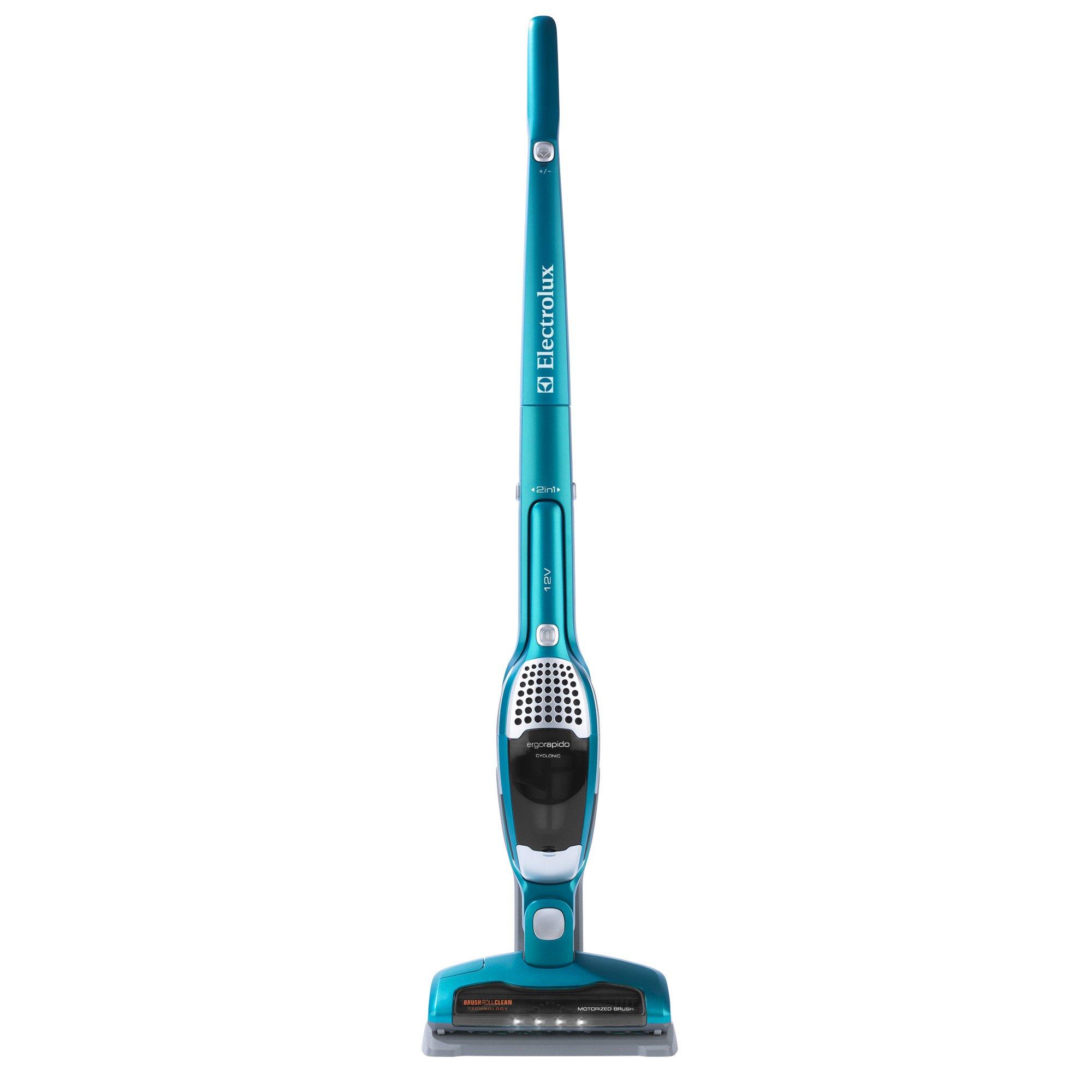 Electrolux Ergorapido Brushroll Clean 2-in-1 Cordless Stick Vacuum, EL1064A