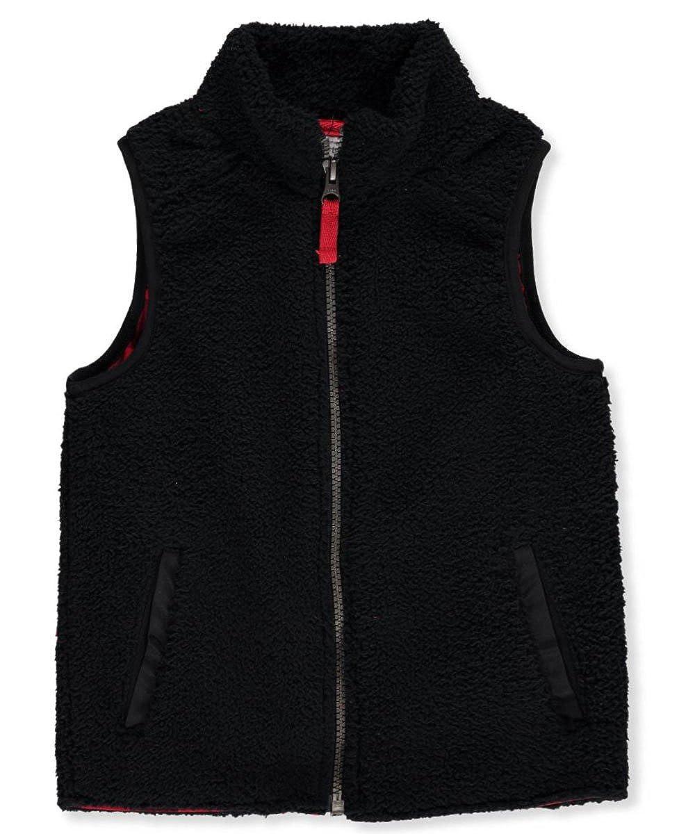Carter's Boys' 2T-4T Faux Sherpa Vest 243H130