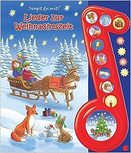 Bekannte Weihnachtslieder Kinder.Die Schönsten Weihnachtslieder Pappbilderbuch Mit Geräuschen Und