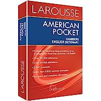 American Pocket Chambers English dictionary
