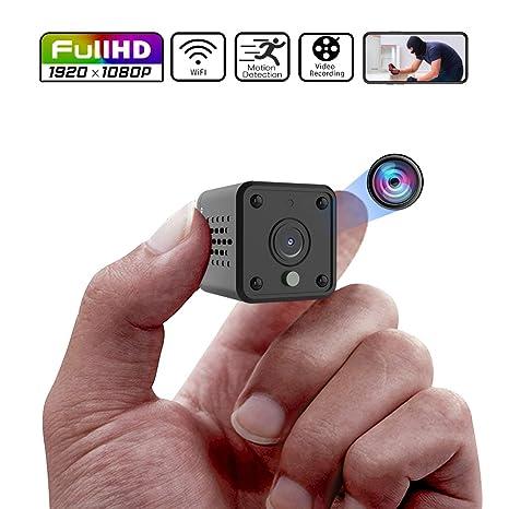 Camara Espia Oculta Para Casa Seguridad con WiFi Y App Vista Remota 1080P HD NEW