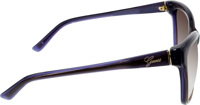 Guess GU7359 C56 E26 (Brown / Gradient Brown Lens) Sonnenbrillen YgzFT6nAUF
