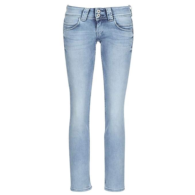 the best attitude e7cfc 9ff82 Pepe Jeans Venus, Jeans Straight Donna