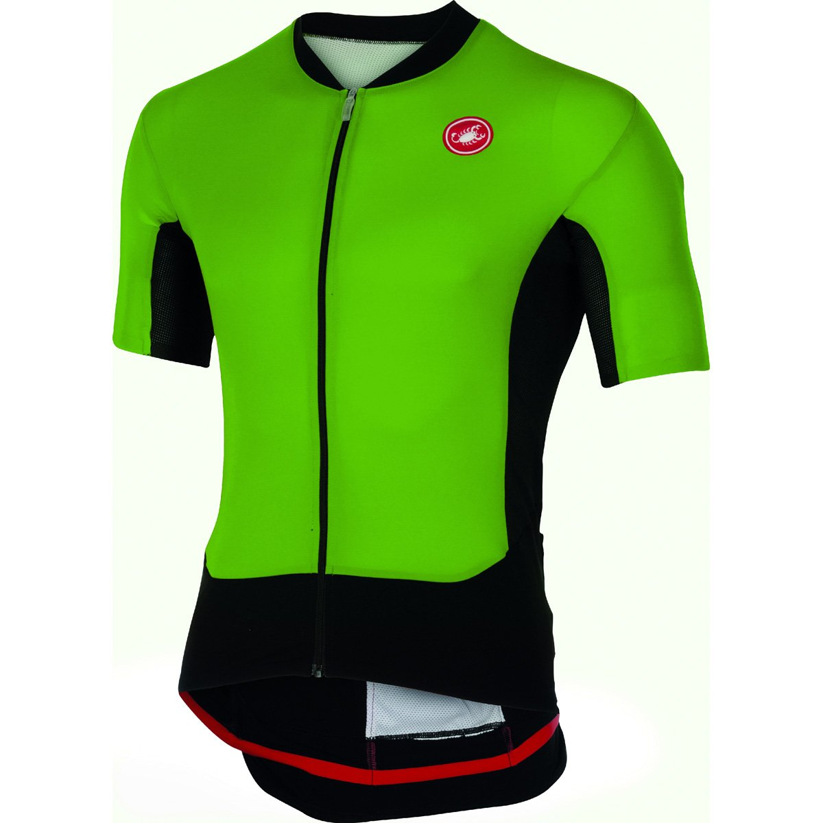 CastelliメンズRS Superleggera Jersey B018R7PLOM  Sprint Green X-Large