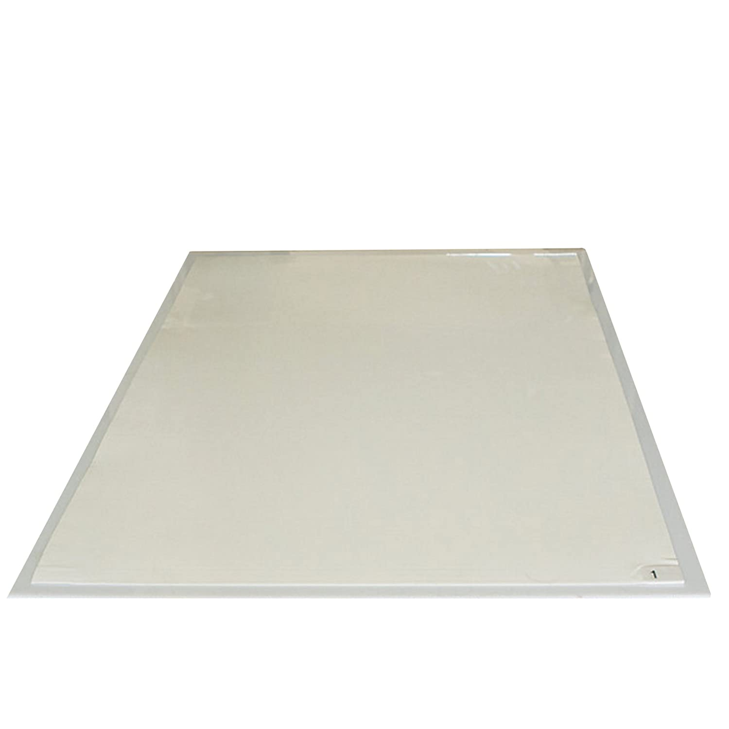 Plasticover Non-Skid Base for Sticky Floor Protection Clean Room Mat, 24 Wide by 36 Long PCSB2436