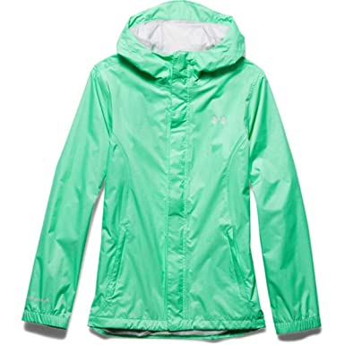 99fc9fe82 Under Armour Women's UA Bora Jacket, Aqua Blue SM (US 4-6) at Amazon Women's  Clothing store: