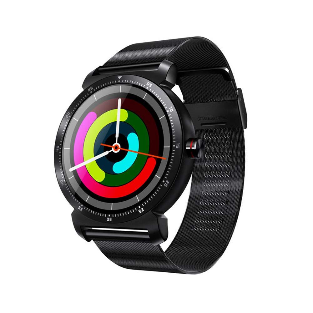 Amazon.com: Xfc Smart Watch,1.3 Inch Full Round IPS Screen ...