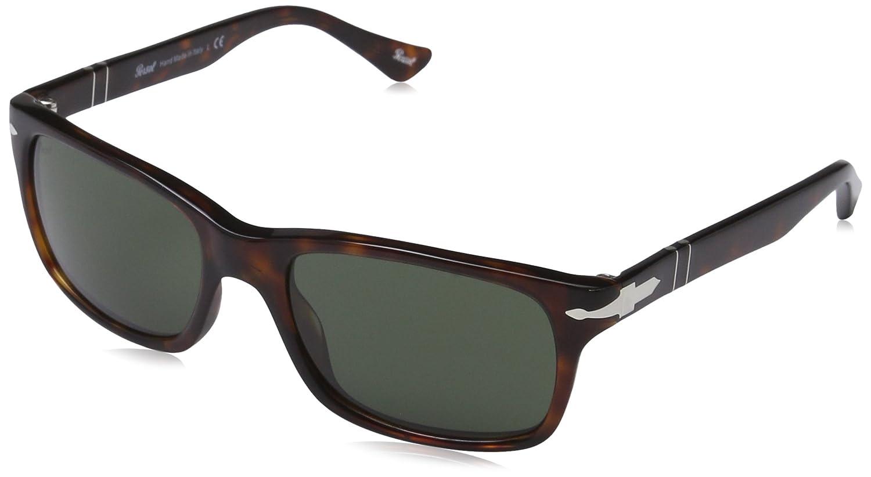 TALLA 58. Persol Classics Gafas de Sol Unisex Adulto