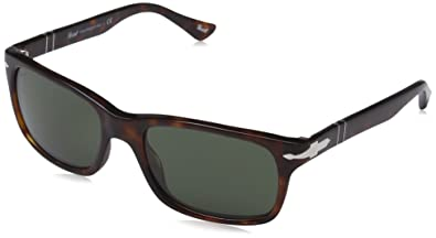 a6213d753eef Amazon.com  Persol Men s PO3048S Sunglasses Havana Crystal Green ...