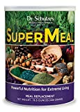 Dr. Schulze's | SuperMeal | Organic SuperFood Powder | Ideal for Meal Replacement | Vegan Dietary Supplement to Boost Energy & Improve Fitness | Weight Loss Aid | Non-GMO & Gluten-Free | 16.5 Oz. Review